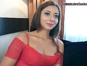 Housewife humiliates her hubby