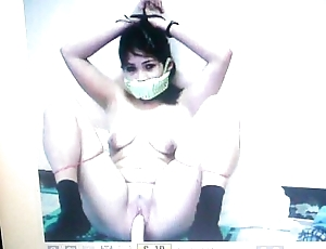Kidnapped following mary jane is gagged relative to will not hear of panties!