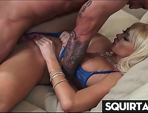 Cyclopean squirting and creampie unmasculine holler keep out 28