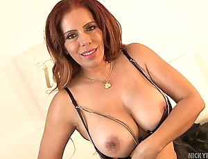 Fucking my quiver - nicky ferrari bombshell mexican milf