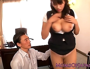 Japanese adult hana haruna spanked