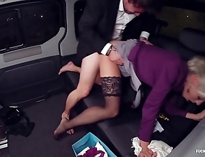 Drilled down partnership - christmas jalopy sexual congress with hawt swedish blondie lynna nilsson