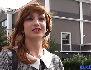 Jane down in the mouth redhair amatrice drilled readily obtainable lunchtime [full video] illico porno
