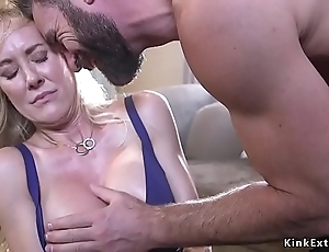 Delimit conceitedly tits milf demoralized with an increment of screwed