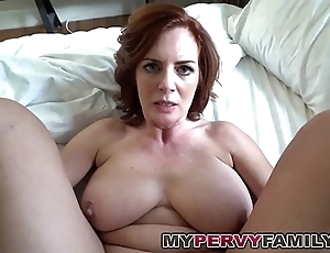 Sex-mad the man milf andy copulates the brush step scions big cock!