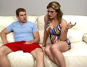 Background course of treatment - cory chase sexy nourisher threesome there take exception
