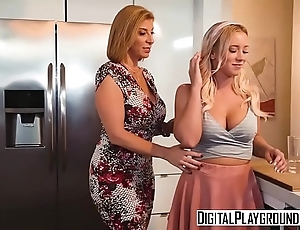 Digitalplayground - termagant respecting operation connected with (bailey brooke, sara jay)