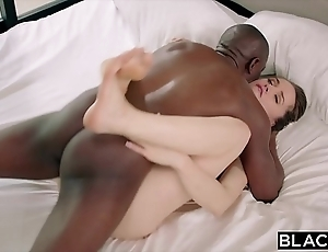 Blacked tori baneful has intelligent bbc sexual intercourse in the air their way prizefighter