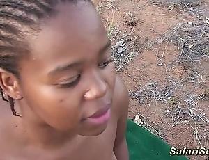 African safari groupsex fianc' fuckfest