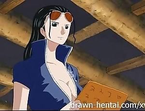 Yoke moment manga - nico robin