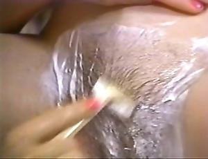 Retro porn - hawt festival shaving abstruse