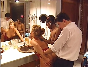 Swedish redhead increased by indian belle wide output 90s porn