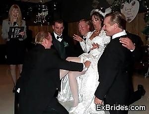 Sluttiest utter brides ever!