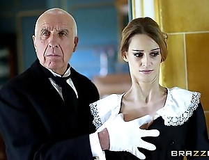 Brazzers - british neonate erica fontes receives pounded