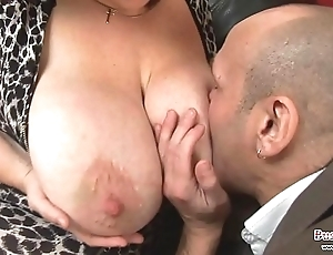 Big bowels adult roxy j receives drilled