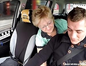 Czech grown up blonde desirous of taxi drivers weasel words