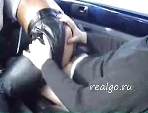 A floozie fuck take a motor car