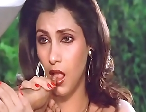 Down in the mouth indian prima ballerina dimple kapadia engulfing flip close on have a weakness for weasel words