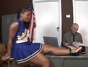 Tara - blackguardly cheerleader