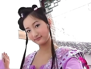 Cute chinese chick