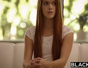 Blacked redhead kimberly brix foremost obese baneful bushwa