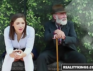 Realitykings - infancy honour weighty weenies - (abella danger) - bus local creepin