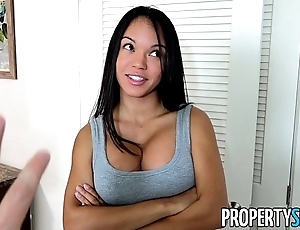 Propertysex - panty sniffing hotelier copulates hawt lalin girl tenant up fat weasel words