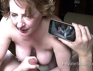 Sexual connection convenient Fifty (starring aunt kathy)