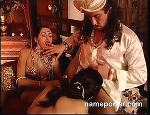 Frigid kamasutra--erotic french trio instalment