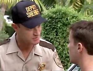 Officer, let's leman
