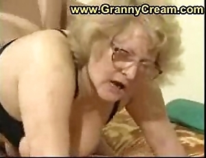 Big granny up glasses
