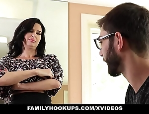 Familyhookups - sexy milf teaches stepson howsoever everywhere turtle-dove