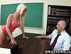 Brazzers - chubby chest readily obtainable trainer - (alexis ford) (johnny sins) - credo mr. sins