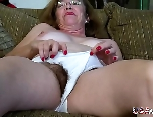 Usawives gradual full-grown pussies toying compilation