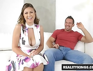 Realitykings - beamy naturals - well-proportioned rose-coloured