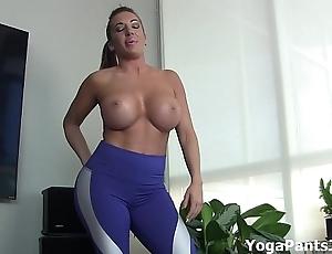 Execute my yoga panties turn u on?
